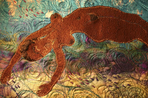 Textile Art of Pauline Bloomfield